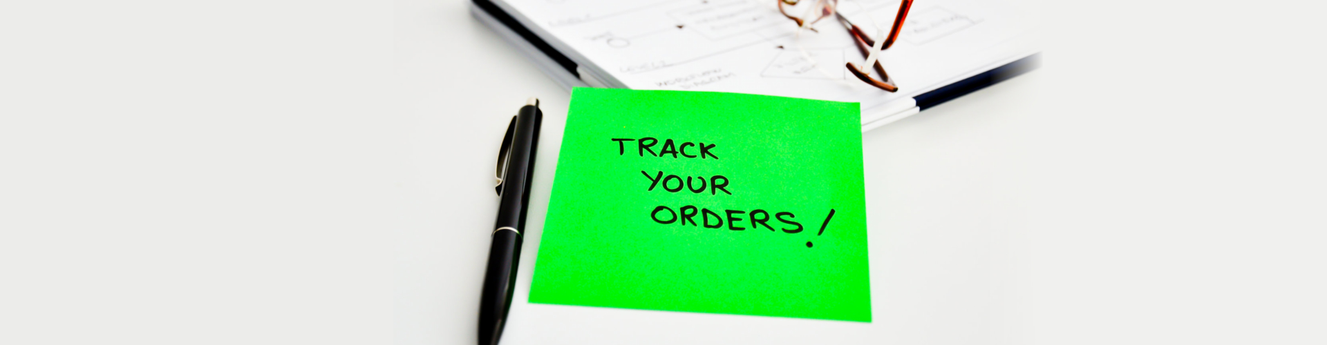 Tracking orders