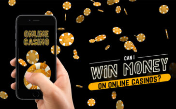 Can I win money on online casinos?