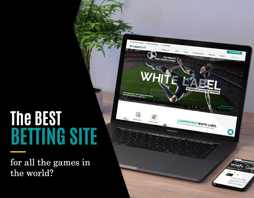 The best betting site for all the games in the world?