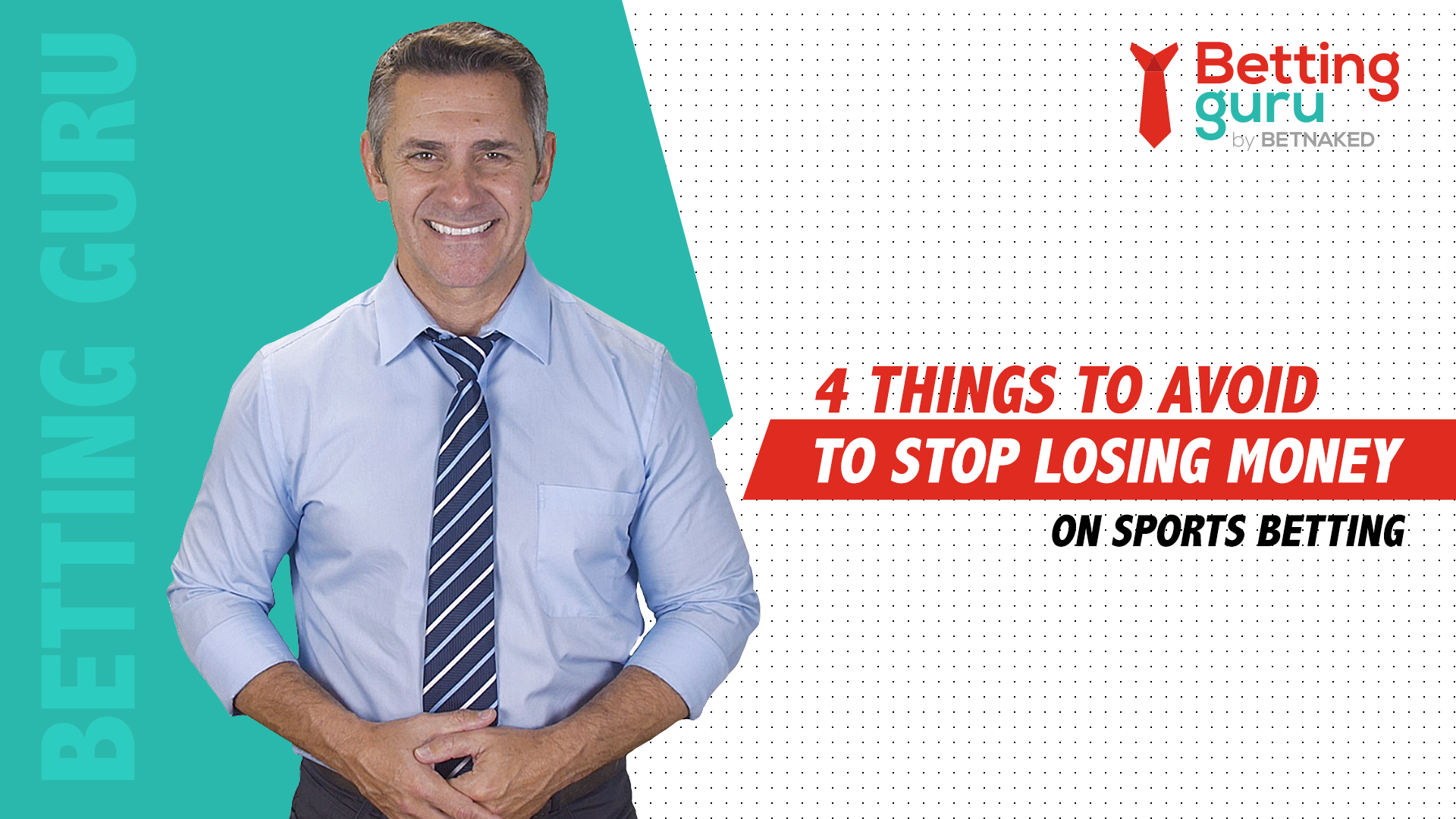 Things to Avoid to Stop Losing Money on Sports Betting Video