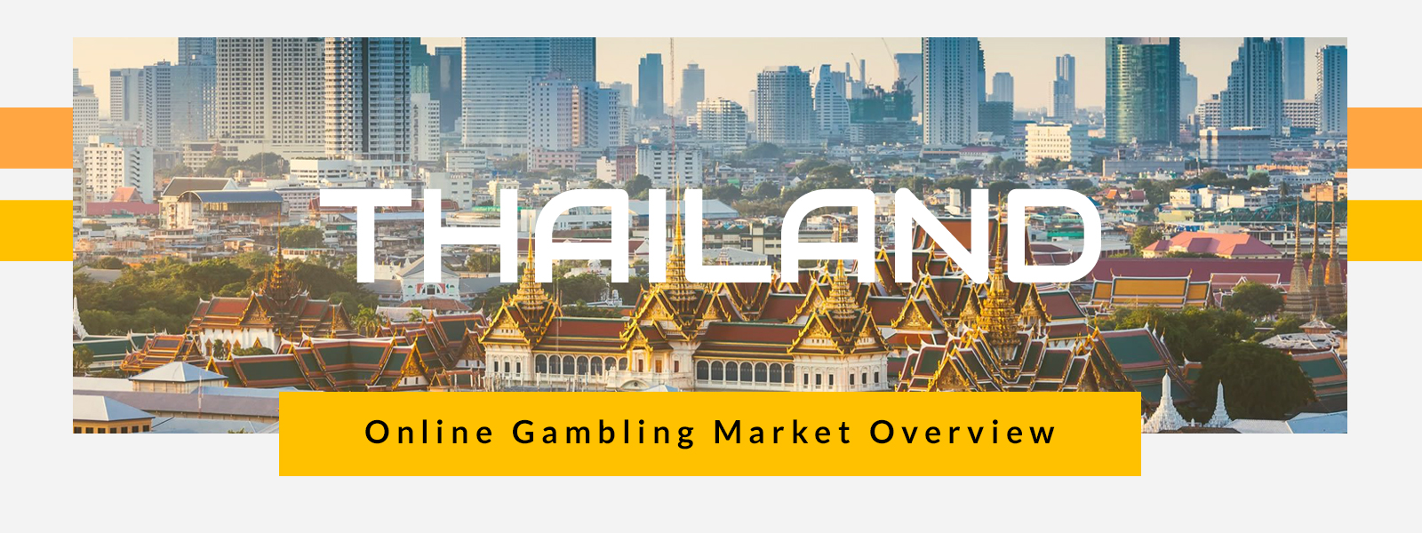 Thailand Online Gambling Market Featured Image