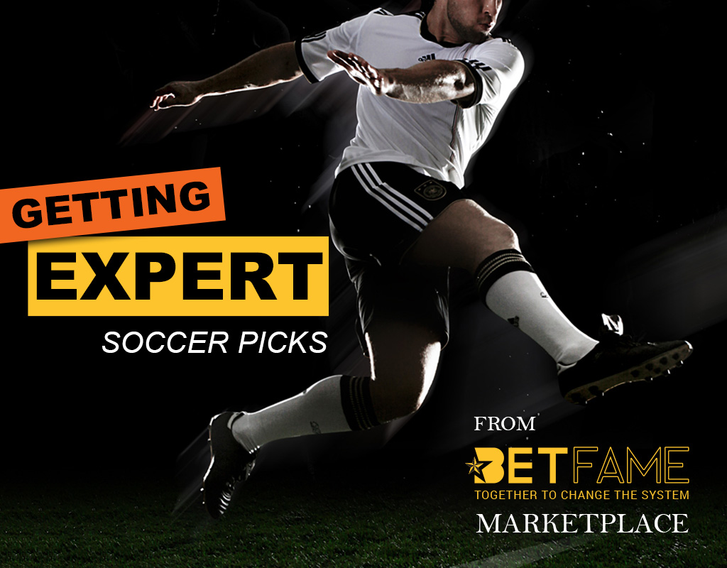 Getting Expert Soccer Picks From BetFame Marketplace