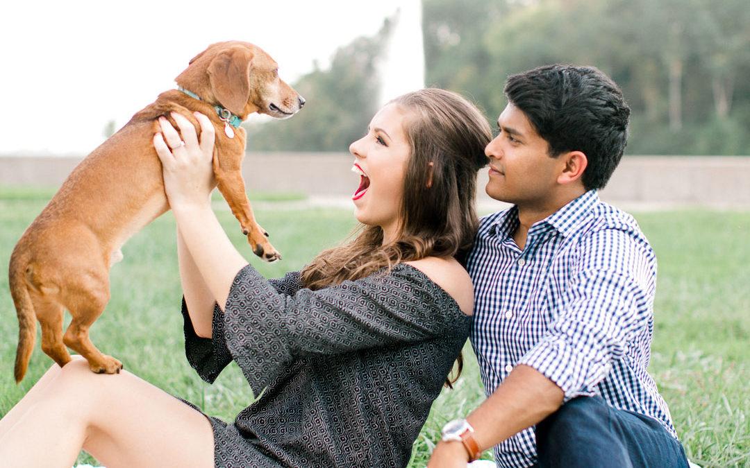 Cincinnati Wedding Photographer :: Chris & Torie's engagement session