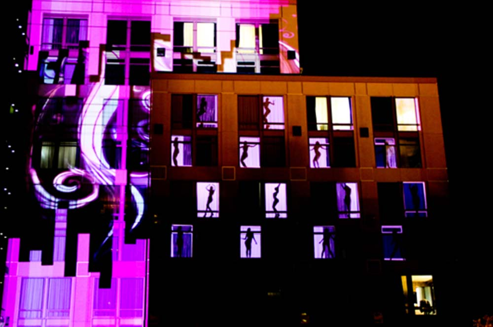 Hard Rock Hotel Pinktober Campaign