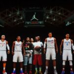 Nike Air Jordan Activation Holographic Gaming Experience