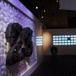 Nike Air Jordan Activation Holographic Gaming Experience Interior Wall