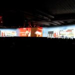 Nissan Conference Widescreen Long Shot