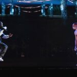 Tupac and Snoop Dogg on Stage Coachella Hologram
