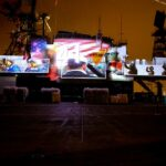 USS Midway Exterior Projection Mapping Transformation