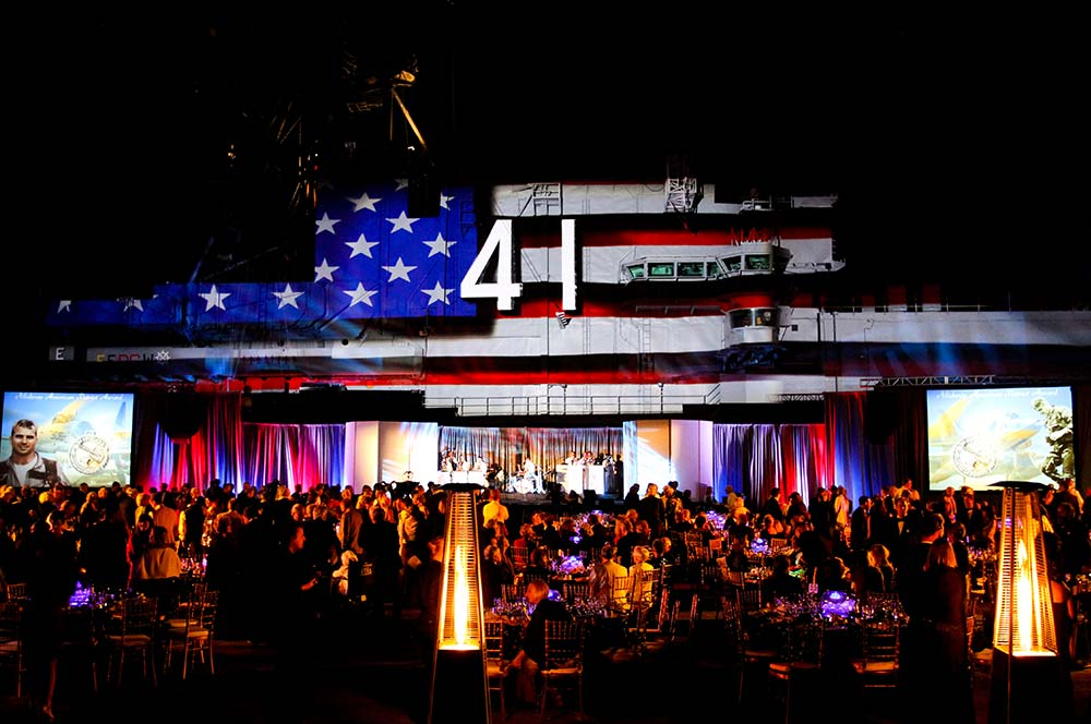 USS Midway American Patriot Awards