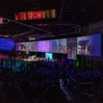 BBYO General Session Stage
