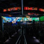 BBYO General Session Stage and Scenic Design