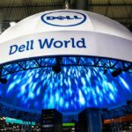 Dell World Unique Dome Activation with Projection Mapping