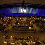 Google I/O General Session Widescreen Stage