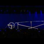 Google I/O General Session Unique Activation Rube Goldberg Style Contraption