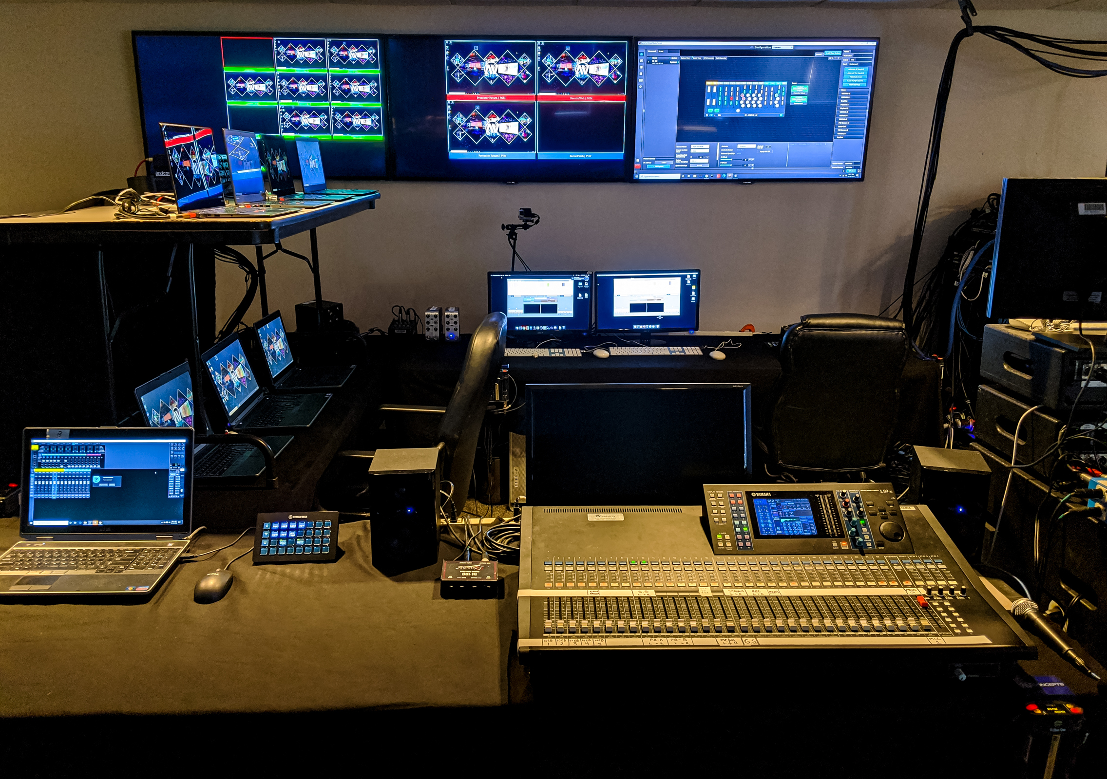 Virtual Events Require Platform, People, and Production. Let's Talk Production.