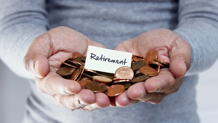 You Didn't Save Enough for Retirement photo