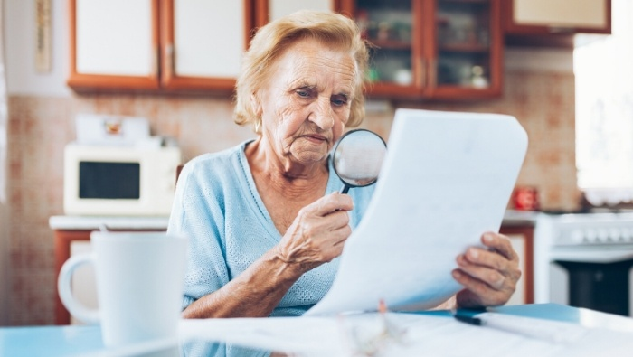 Helping Elderly Parents Organize Must-Have Paperwork photo