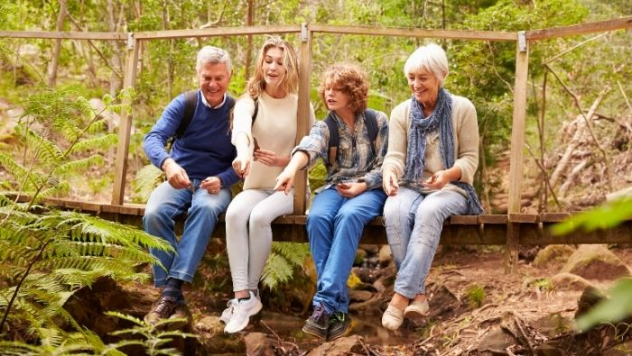 Affordable Activities to Enjoy with Teen Grandkids photo