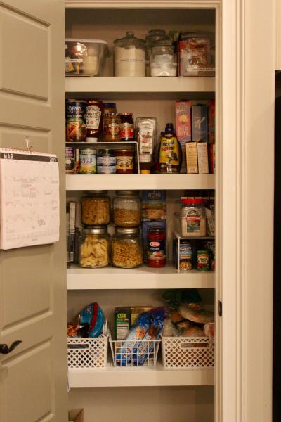 Kitchen Organzing 2019-2