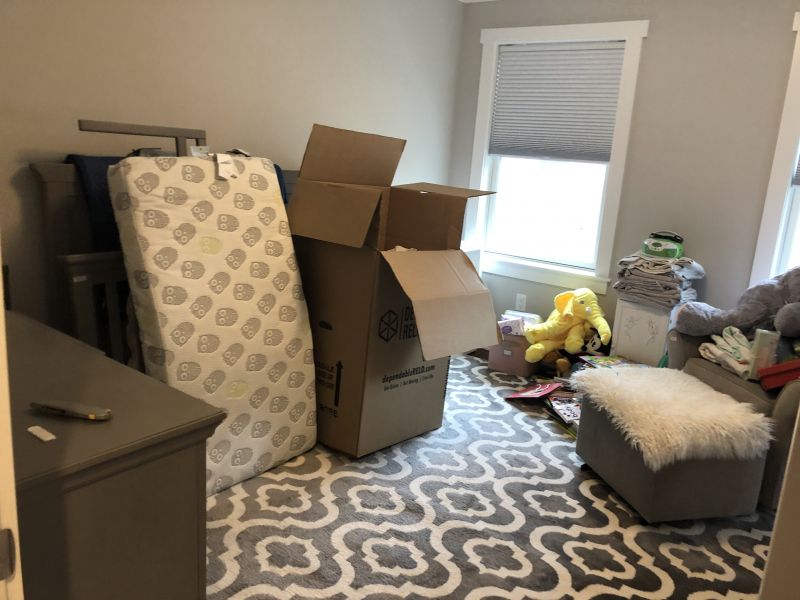 Babyroom 2019 Before