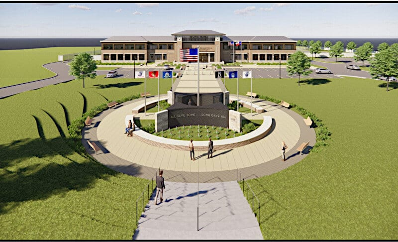 New Braunfels seeks builder for $28M police station, memorial