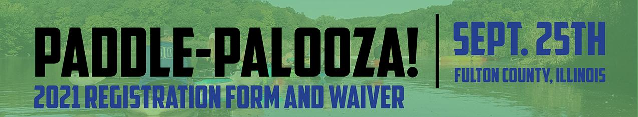 Paddle-Palooza September 25th