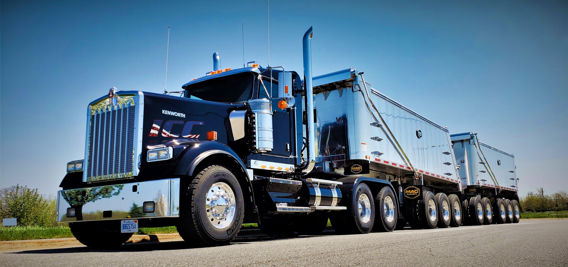 Inner City Contracting - Trucking Services