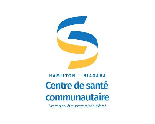Logo of Centre de sante communautaire Hamilton et Niagara