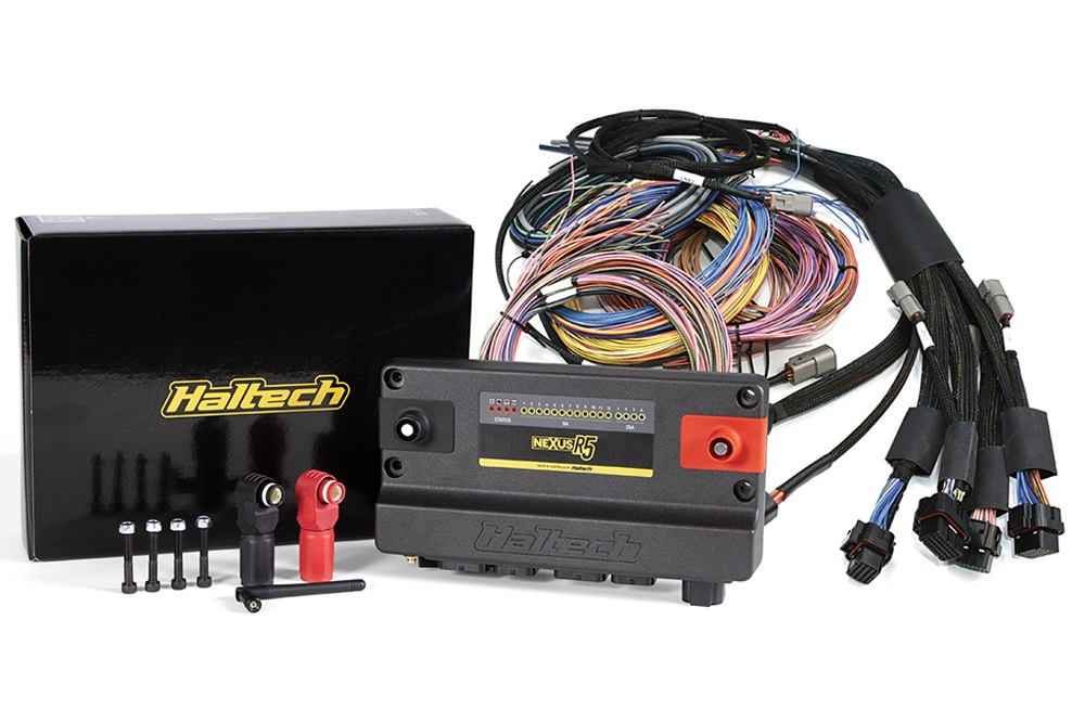 NEXUS R5 + Universal Wire-in Harness Kit