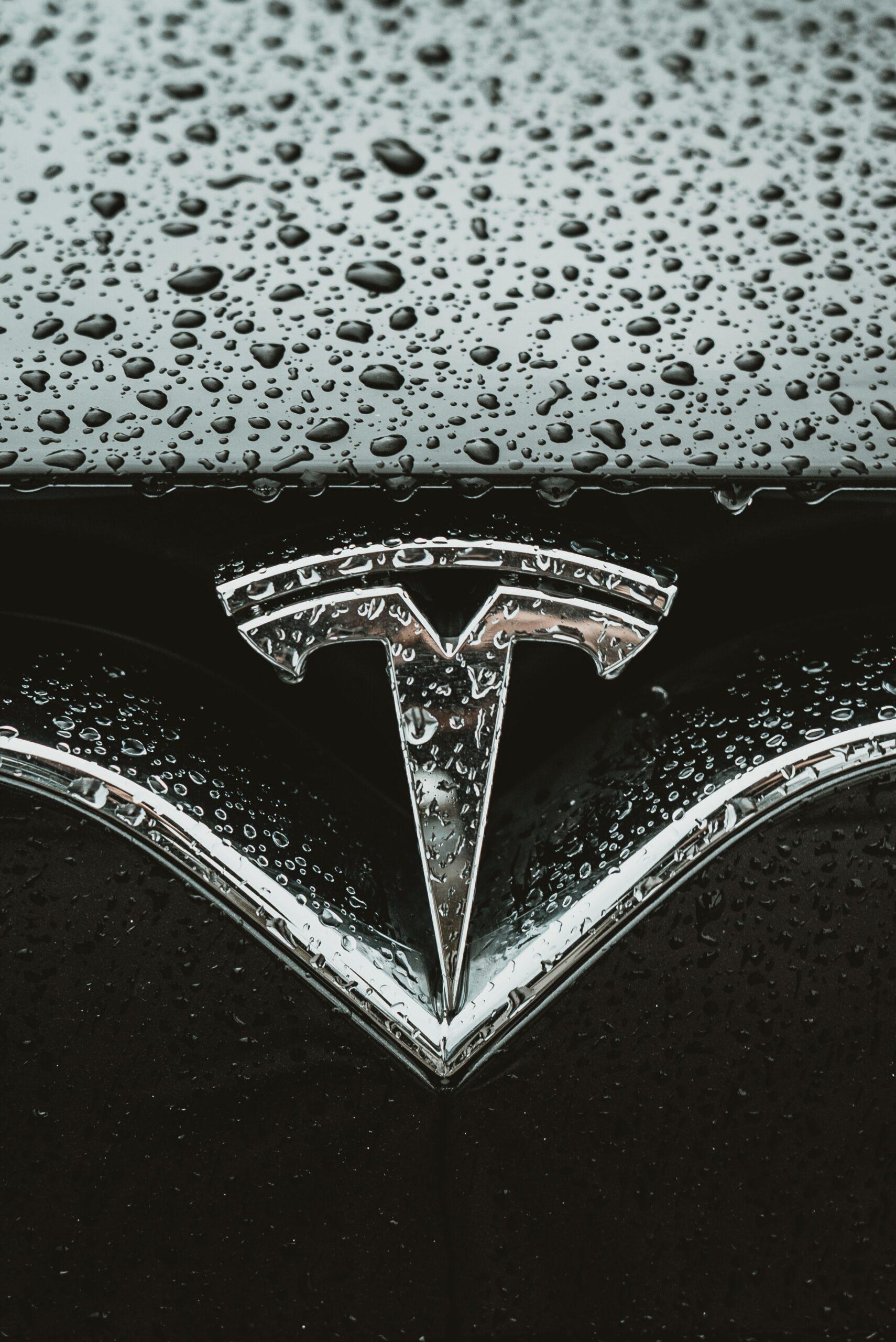 Tesla reported profit