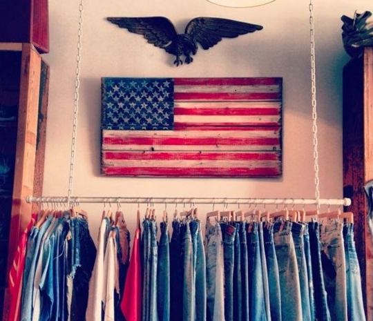 (GSFI) Fashion Brand Chuck's Vintage Heading to New York's Madison Ave