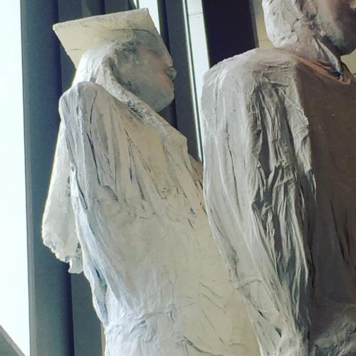 Reverence - Pennsauken High School Sculpture Residency