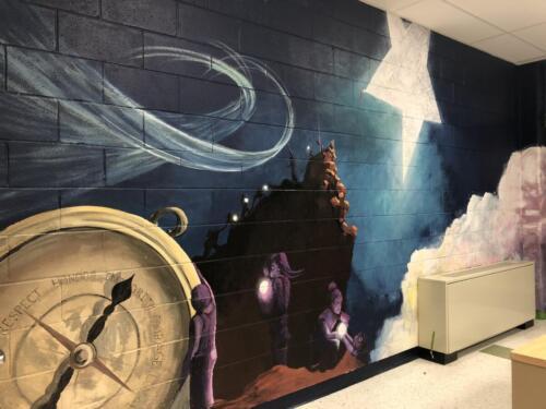 Quarter Mile School - Army Values