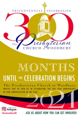 Presbyterian Church at Woodbury Tricentennial Celebration