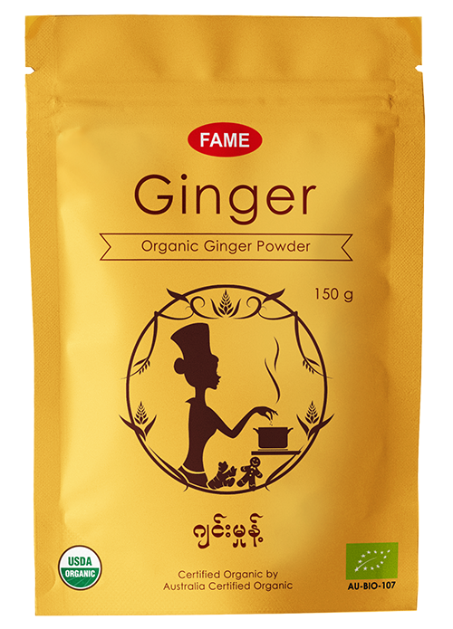 Raw Powder
