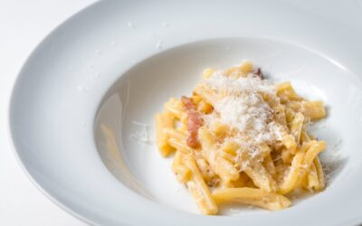 Casarecce Carbonara; The Taste of Italy in Your Home
