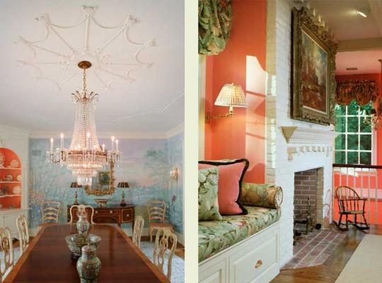 E.B. Mahoney Custom Homes Tunbridge Dining Room