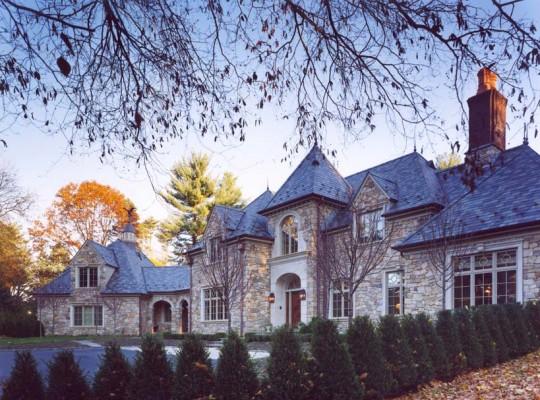 E.B. Mahoney Custom Homes Garden
