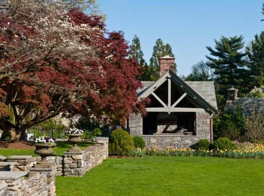 E.B. Mahoney Renovations/Additions Golf House