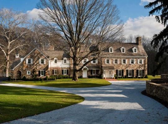 E.B. Mahoney Custom Homes Merion Square