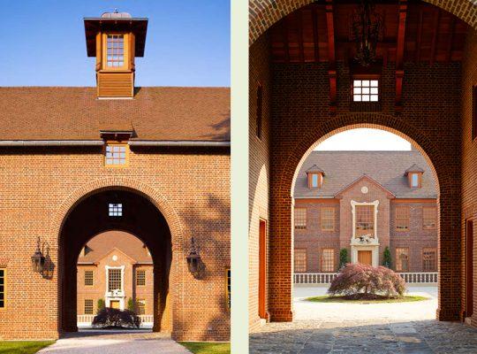 E.B. Mahoney Custom Homes Country Home