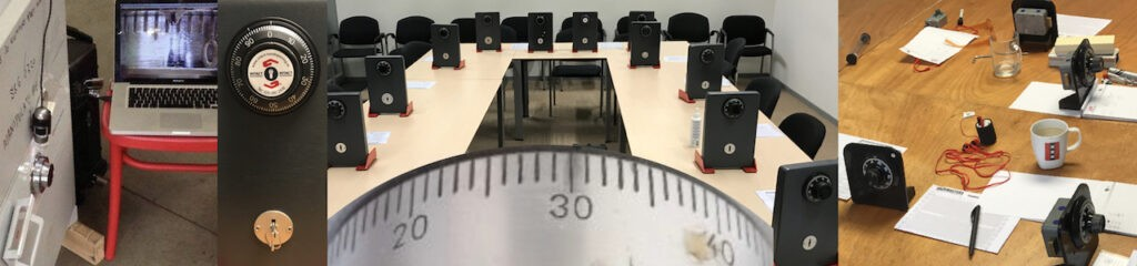 Class on manipulation of combo safe combination locks