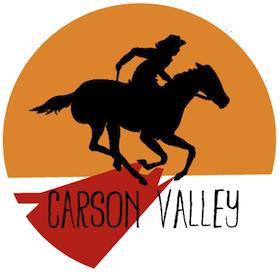 Carson Valley Bike Rides Emblem