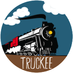Truckee Bike Trails emblem logo