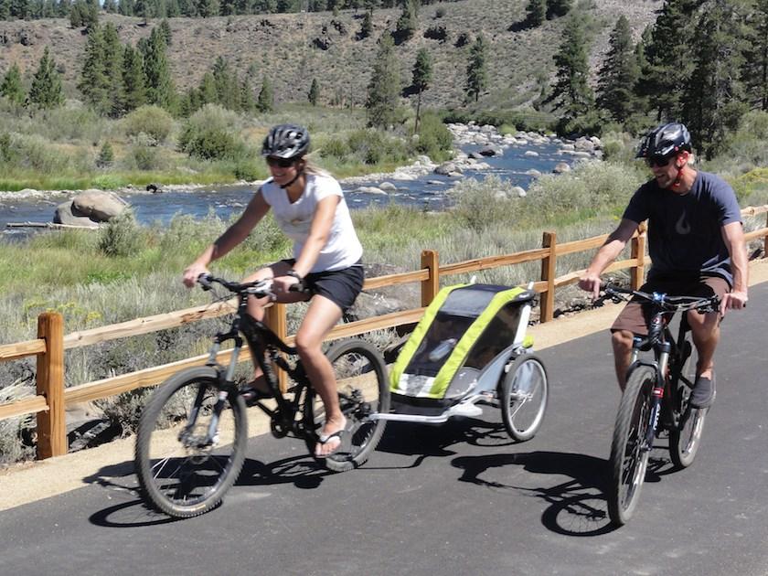 Lake Tahoe Bicycling Guide