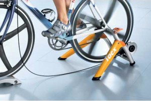indoor cycling benefits using a trainer