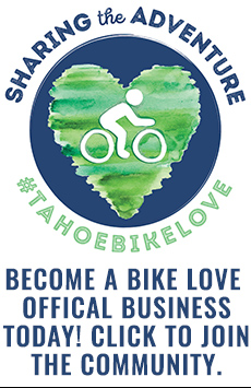 Bike Love Official Business Lake Tahoe