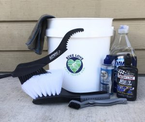 Bike Cleaning Supplies