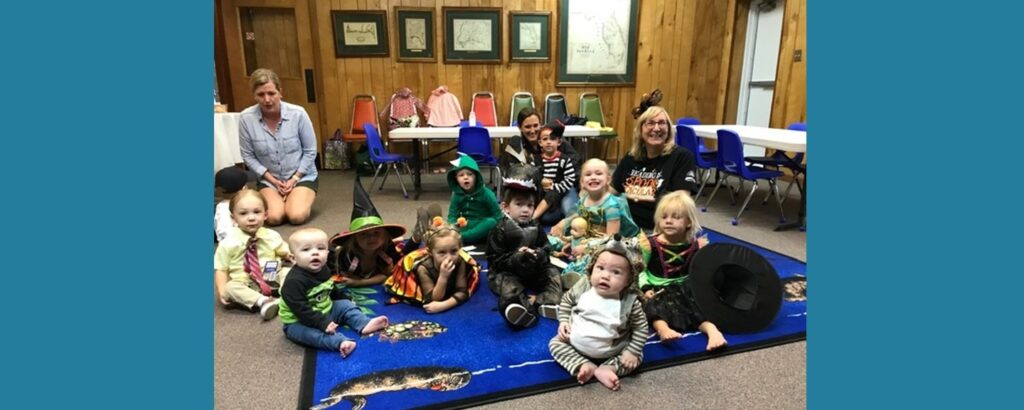 Halloween Storytime from 2019 with Nancy Brockman
